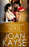 Barbarian's Soul: A Historical Romance - Joan Kayse