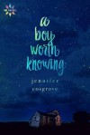 A Boy Worth Knowing - Jennifer Cosgrove