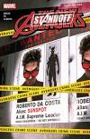 New Avengers (2015-) #8 - Al Ewing, Gerardo Sandoval, Jeff Dekal