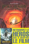 La Mer des monstres (Percy Jackson, #2) - Rick Riordan, Mona de Pracontal