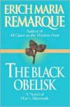 The Black Obelisk - Erich Maria Remarque