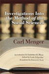 Investigations into the Methods of the Social Sciences - Carl Menger