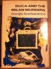 Duca and the Milan murders - Giorgio Scerbanenco