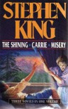 The Shining / Carrie / Misery - Stephen King