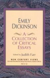 Emily Dickinson: A Collection of Critical Essays - Judith Farr, Emily Dickinson