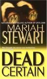 Dead Certain (Dead #2) - Mariah Stewart