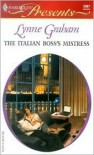 The Italian Boss's Mistress -