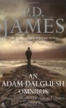 P. D. James Omnibus (Comprising a Taste for Death, Devices and Desires, and Original Sin) -