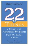 22 Things a Woman with Asperger's Syndrome Wants Her Partner to Know - Rudy Simone
