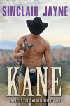 Kane (American Extreme Bull Riders Tour Book 6) - Sinclair Jayne