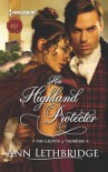 Her Highland Protector - Ann Lethbridge