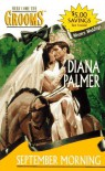 September Morning  (Western Weddings, #6) - Diana Palmer