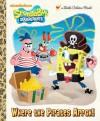 Where the Pirates Arrgh! (SpongeBob SquarePants) - Melissa Wygand, Heather Martinez