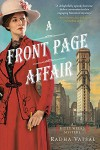 A Front Page Affair (Kitty Weeks Mystery) - Radha Vatsal