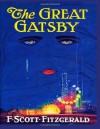 The Great Gatsby: Large Print Edition - F. Scott Fitzgerald