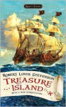 Treasure Island - Robert Louis Stevenson, Patrick Scott