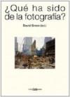 Qué ha sido de la fotografía? - David Green