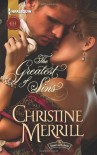 The Greatest of Sins - Christine Merrill