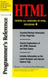 HTML Programmer's Reference - Thomas A. Powell
