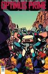 Optimus Prime #11 - John Barber, Kei Zama