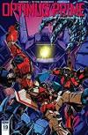 Optimus Prime #19 - Sara Pitre-Durocher, John Barber