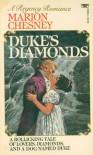 Duke's Diamonds - Marion Chesney