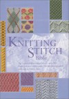 Knitting Stitch Bible - Maria Parry-Jones