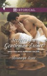 Secrets of a Gentleman Escort - Bronwyn Scott