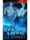 Evasive Love - L.J. Longo