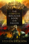 The Malazan Empire - Steven Erikson