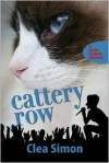 Cattery Row - Clea Simon