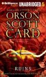 Ruins (Pathfinder Series) - Orson Scott Card