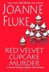 Red Velvet Cupcake Murder - Joanne Fluke