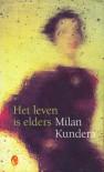 Het leven is elders - Milan Kundera, Jana Beranová