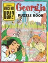 Georgia Puzzle Book - Highlights, Andrew Gutelle, Karen Richards, Ron Zalme