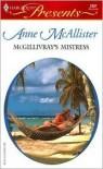 McGillivray's Mistress -