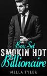 Smokin Hot Billionaire Box Set - Nella Tyler