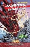 By Matt Kindt Justice League of America Vol. 2: Survivors of Evil (The New 52) (Justice League (DC Comics)) (52nd edition) [Hardcover] - Matt Kindt