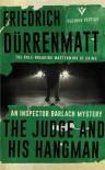 The Judge and His Hangman - Friedrich Dürrenmatt