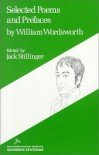 Selected Poems and Prefaces - William Wordsworth, Jack Stillinger