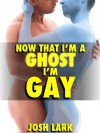 Now That I'm A Ghost, I'm Gay (A Paranormal Sex Straight Seduction Story) - Josh Lark