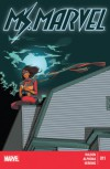 Ms. Marvel, #11: Generation Why, Part IV - G. Willow Wilson, Adrian Alphona