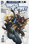 Birds of Prey #0 (New 52: Birds of Prey, #0) - Duane Swierczynski, Romano Molenaar