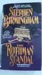 Rothman Scandal - Stephen  Birmingham