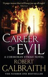 Career of Evil - Jay R. Galbraith