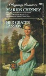 Her Grace's Passion - Marion Chesney