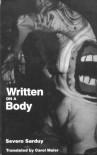Written on a Body - Severo Sarduy, Carol Maier