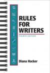 Rules for Writers: A Brief Handbook - Diana Hacker