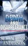 Death and Disappearance (A Fina Fitzgibbons Brooklyn Mystery Book 5) - Susan Russo Anderson