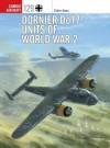 Dornier Do 17 Units of World War 2 - Chris Goss